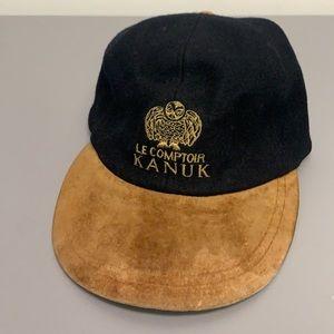Vintage KANUK Wool Hat Cap